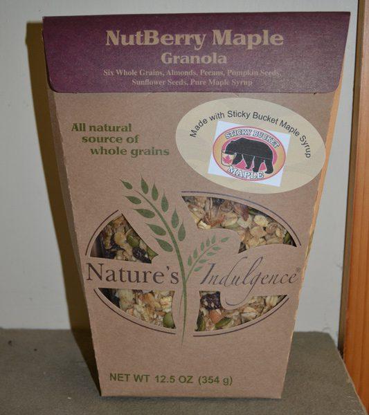 Sticky Bucket Maple